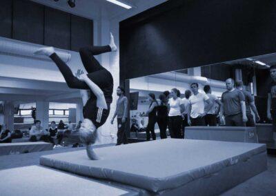 Adult Acrobatics